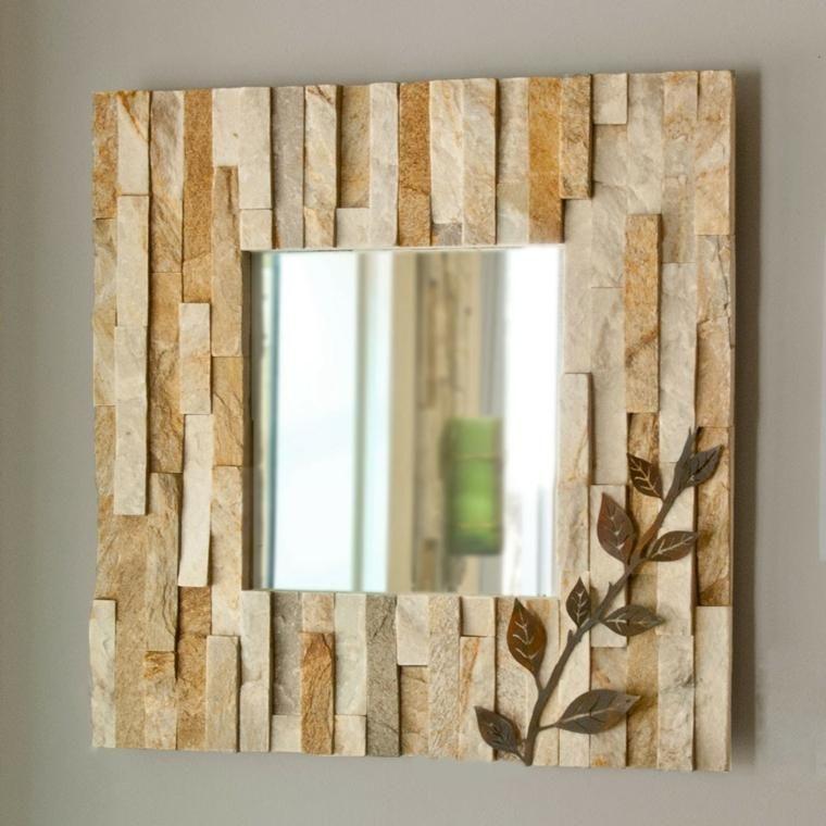 Moderne Spiegel für das Innere des Hauses Dekoration
