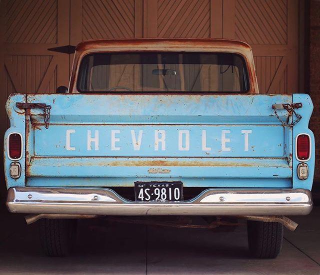 Old Chevytruck Parts Bobbydaleearnhardt.com