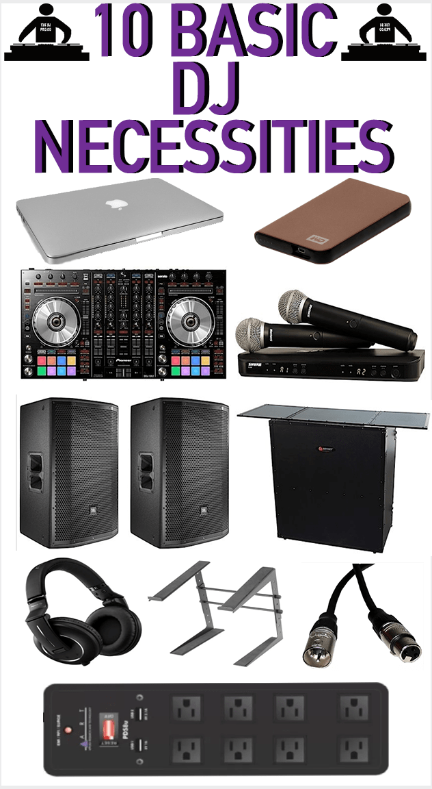 10 Basic DJ Necessities Beginner Learn About The Most Pieces Of Equipment And Why You Need Them Read More To Find Out How Can Afford It