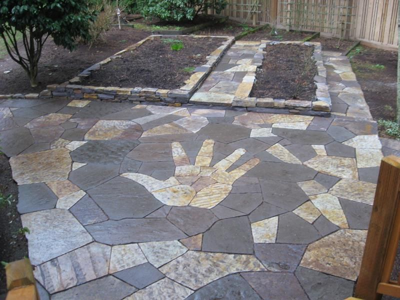 26 awesome stone patio designs for your home page 4 of 5 - Stone Patio Design Ideas