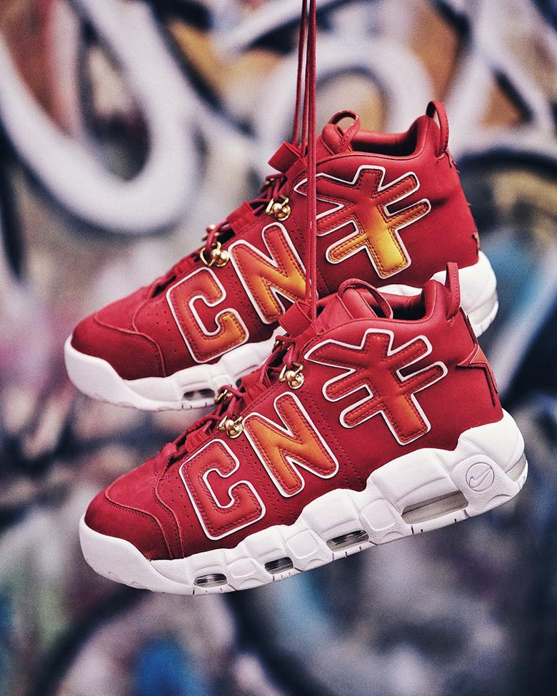 outlet store 5fa3b 4f604 Nike Air More Uptempo CNY Chinese New Year The Remade
