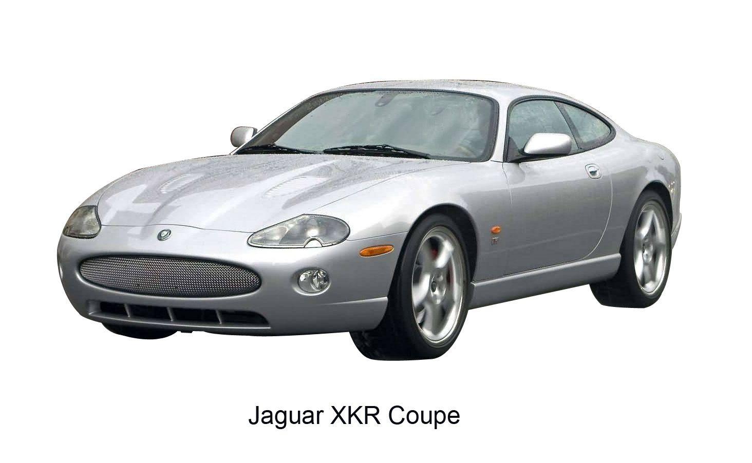 Jaguar Offers Best Price on Jaguar XKR Coupe Car in