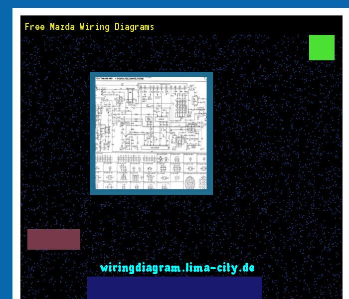 Free mazda wiring diagrams. Wiring Diagram 18577