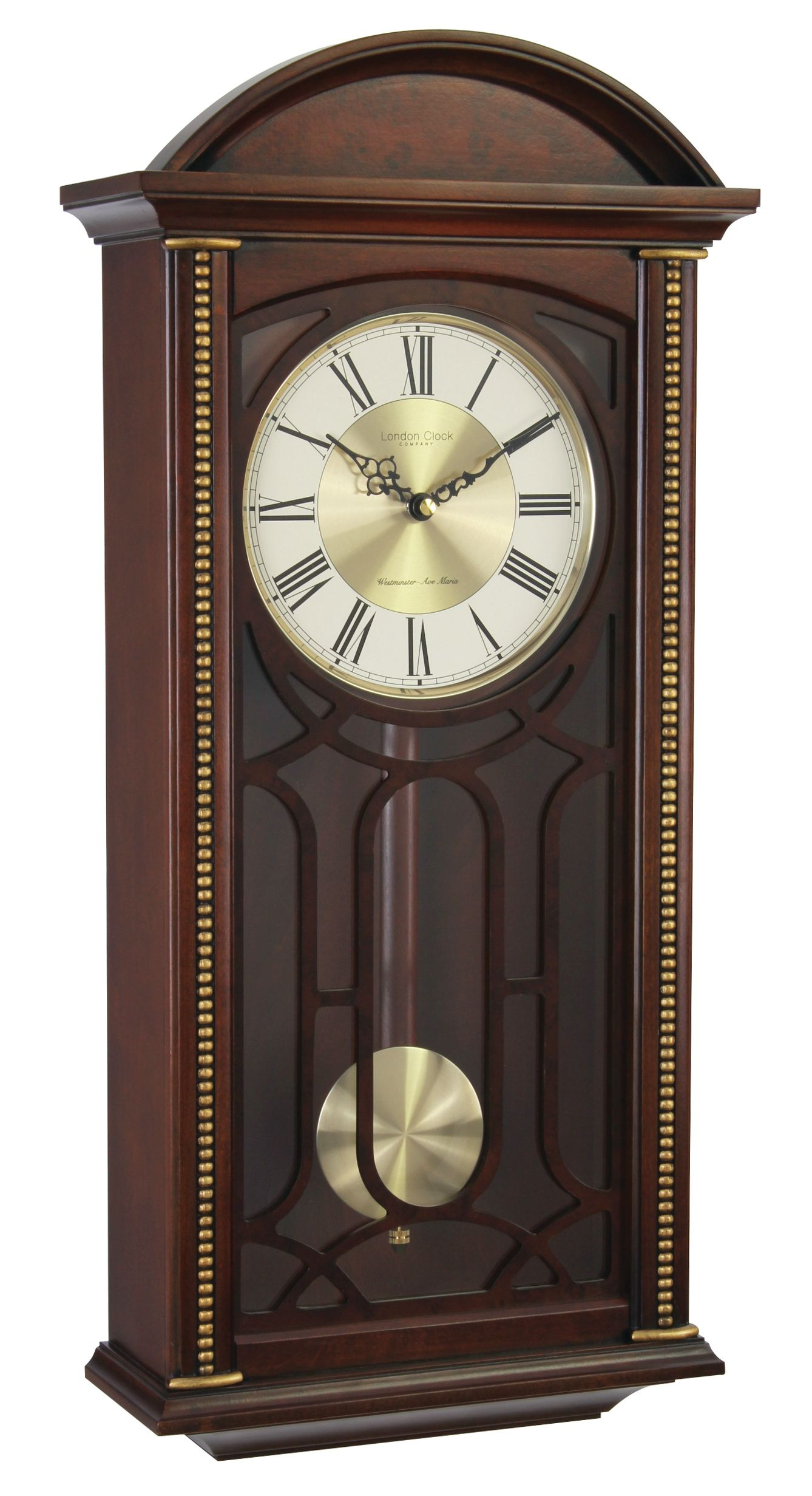 Images Of Pendulum Wall Clocks With Chimes Google Search Wall Clock Clock Vintage Wall Clock