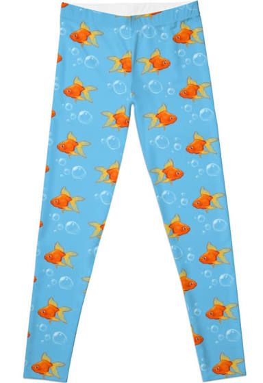 goldfish leggings - Google Search