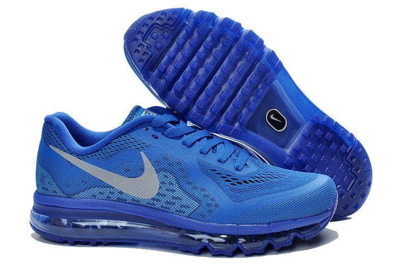 blue nike air max 2014
