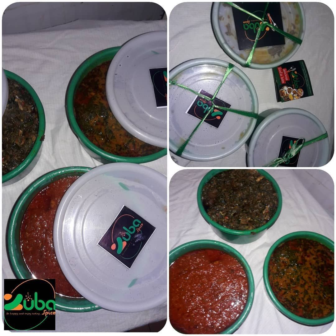 Banga stew/ofeakwu with goat meat, Turkey stew and vegetable soup just got delivered to one of our very busy customers.Where are the working class peeps, bachelors, busy mums, students etc. Make your orders now!!! #mumsetc Banga stew/ofeakwu with goat meat, Turkey stew and vegetable soup just got delivered to one of our very busy customers.Where are the working class peeps, bachelors, busy mums, students etc. Make your orders now!!! #mumsetc Banga stew/ofeakwu with goat meat, Turkey stew and veg #mumsetc