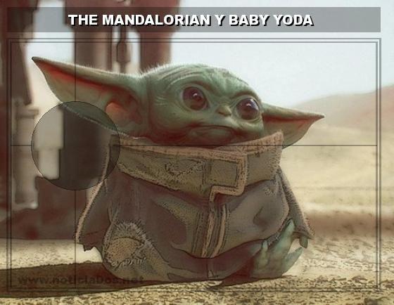 The Mandalorian Y Baby Yoda Categoria Videojuegos El Personaje Fue Lo Mas Comentado Del Primer Capatulo De The Mandalorian Disney Plus Yoda Star Wars Memes