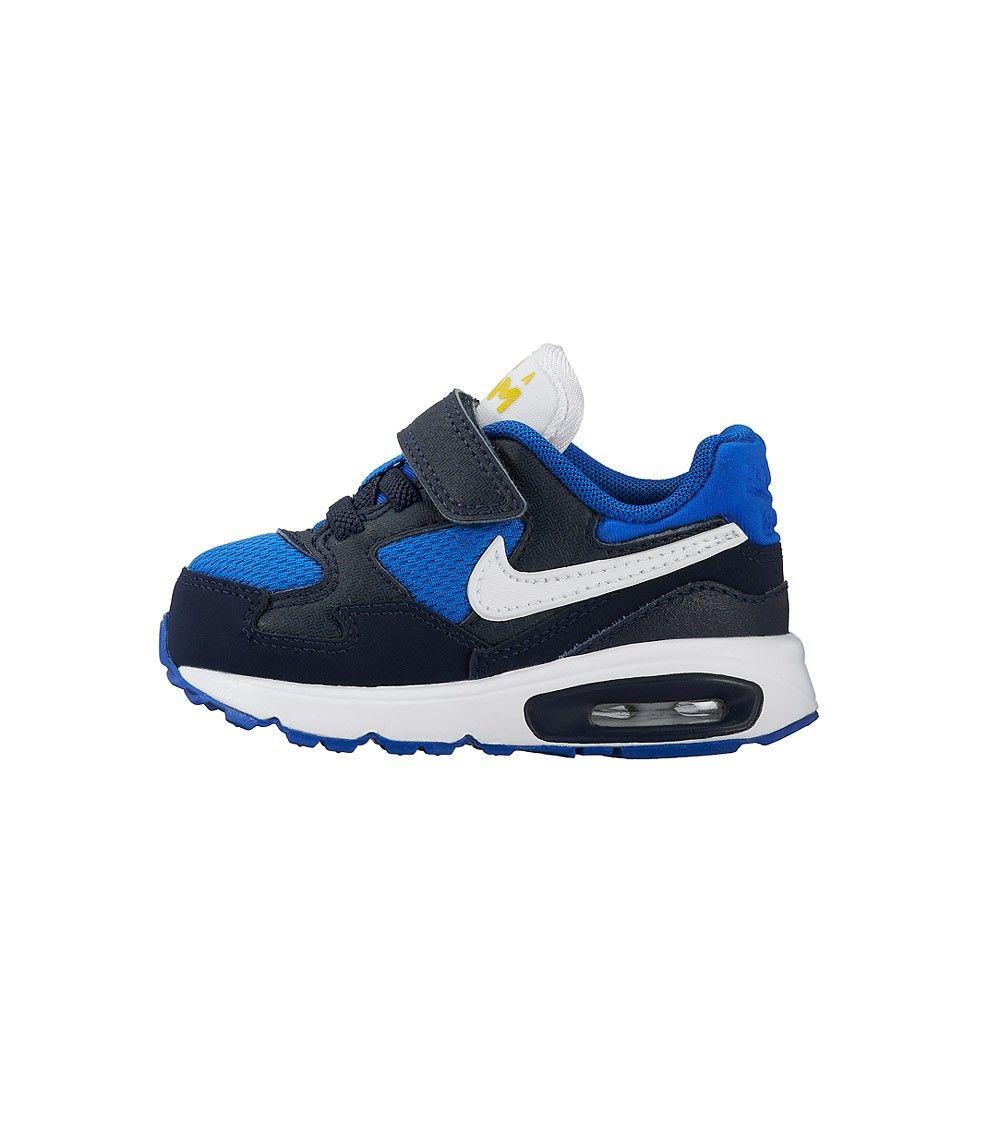 Nike Air Max ST TDV Toddler ObsdnWhiteCobalt blue, Kids
