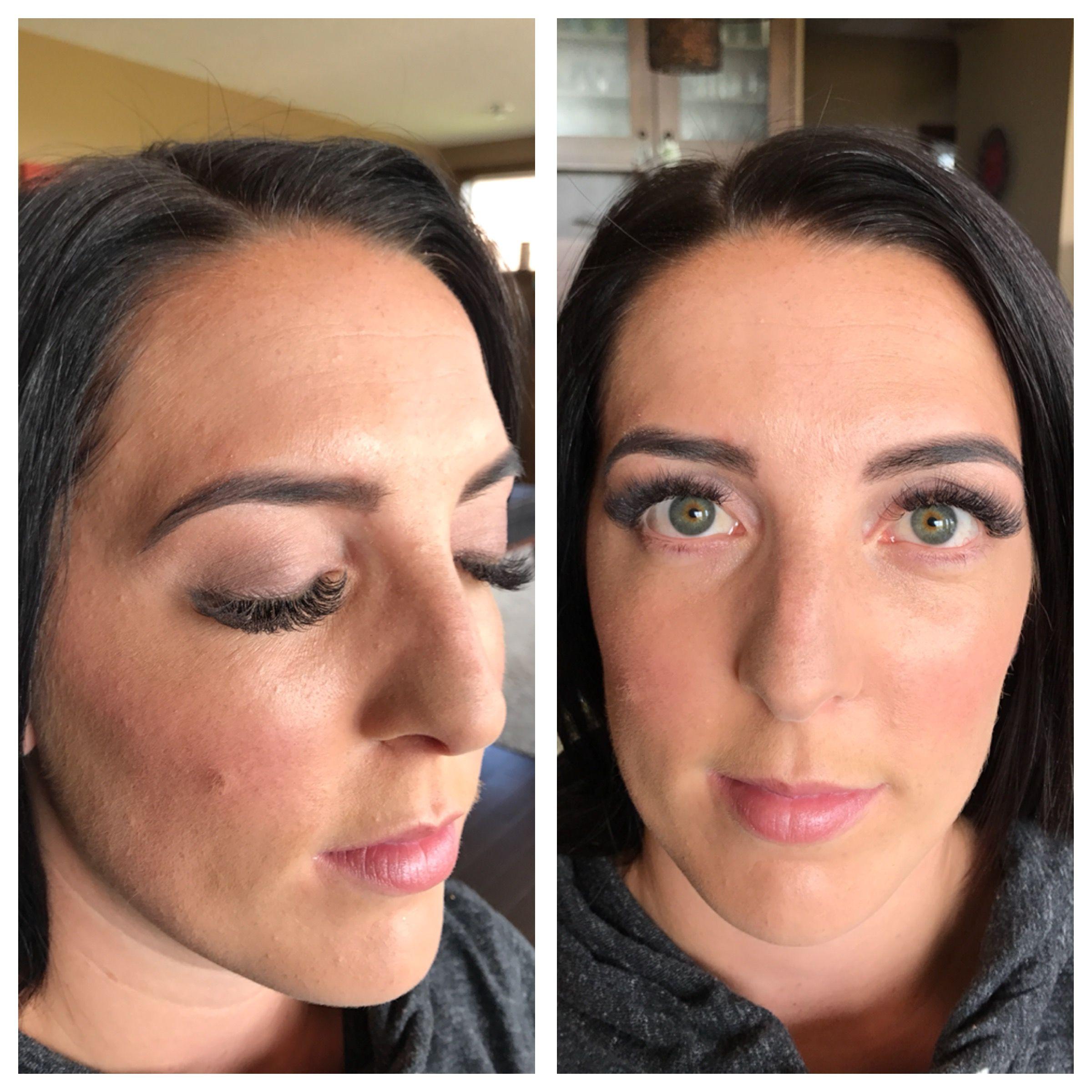 Makeup by Beautiful Calgary Bride Hair makeup, Wedding