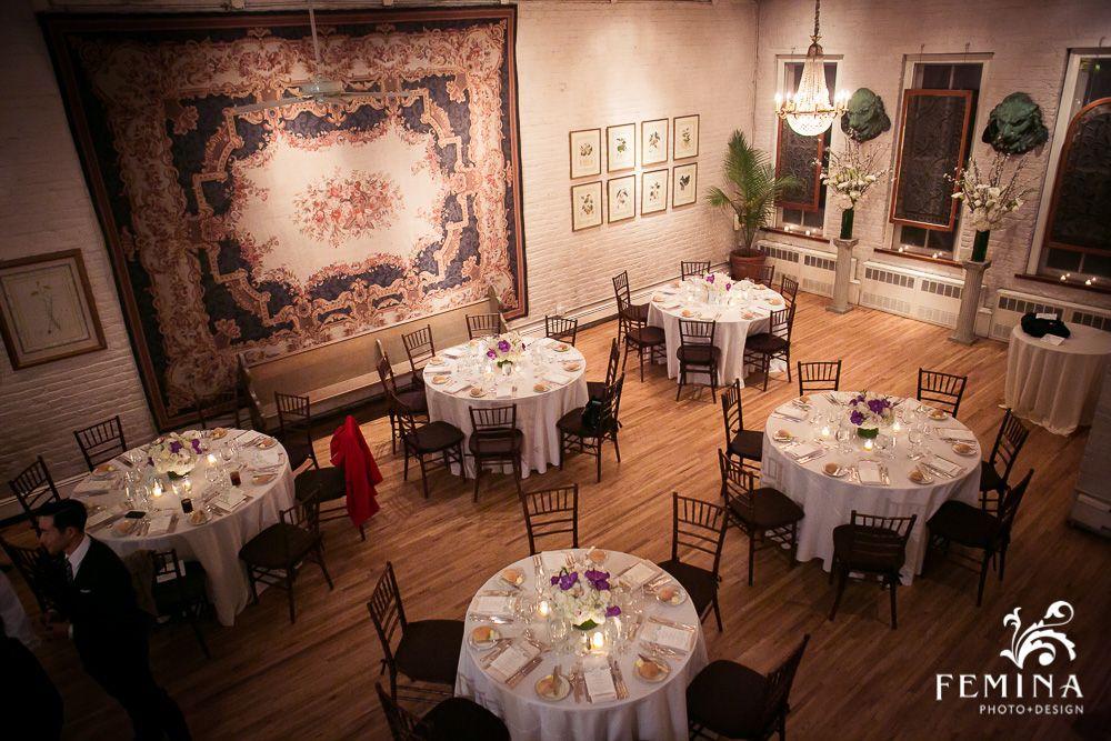 Alger House Wedding Reception - NYC Intimate Wedding Venues ...
