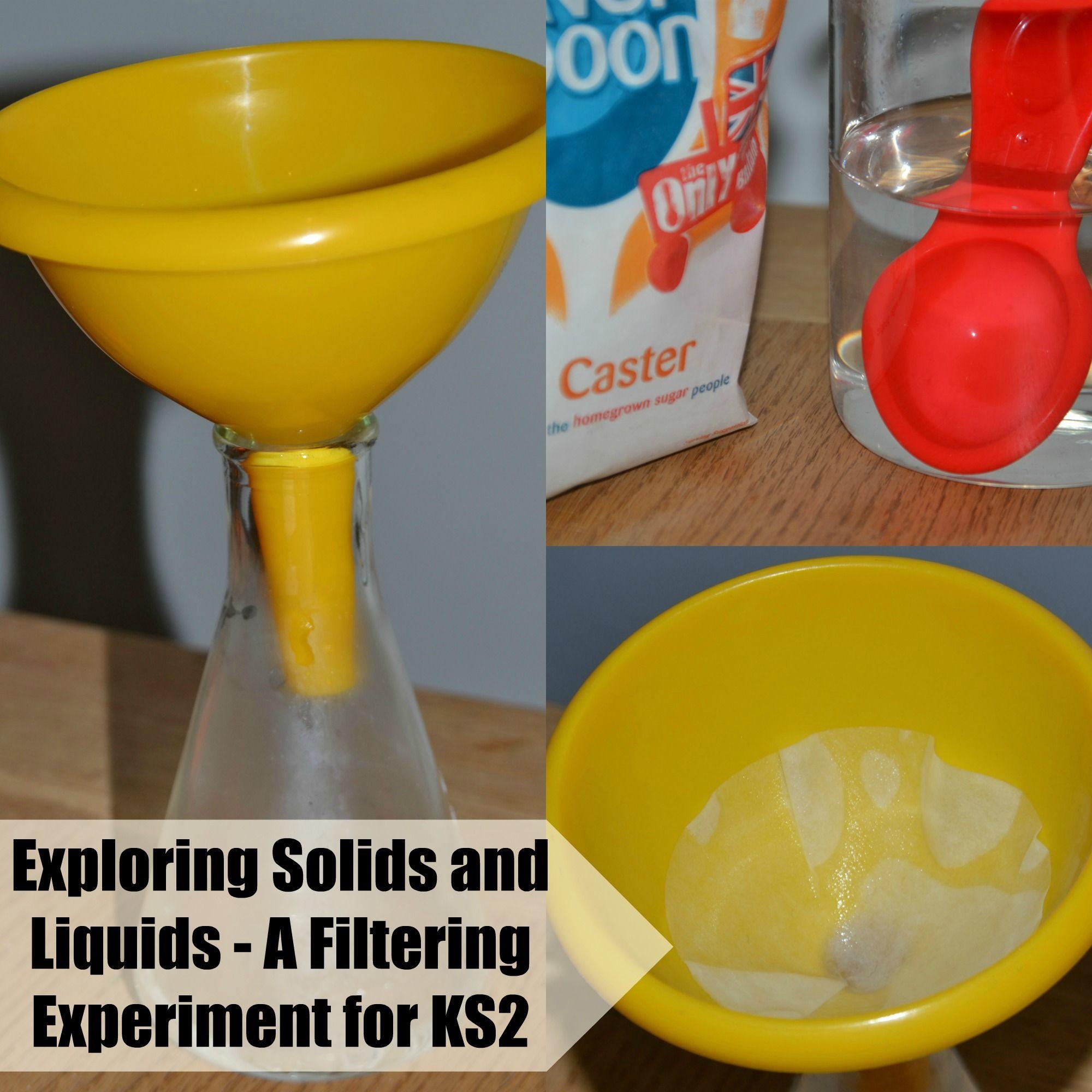 Filtering Experiment Ks2