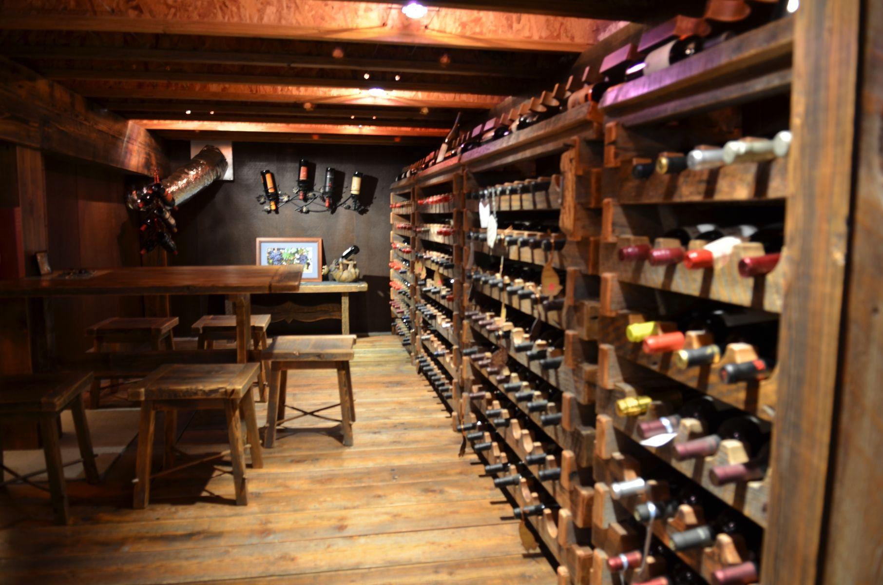 1000 images about organized crawl space on pinterest storage ideas wood bike and garage attic basement wine cellar idea
