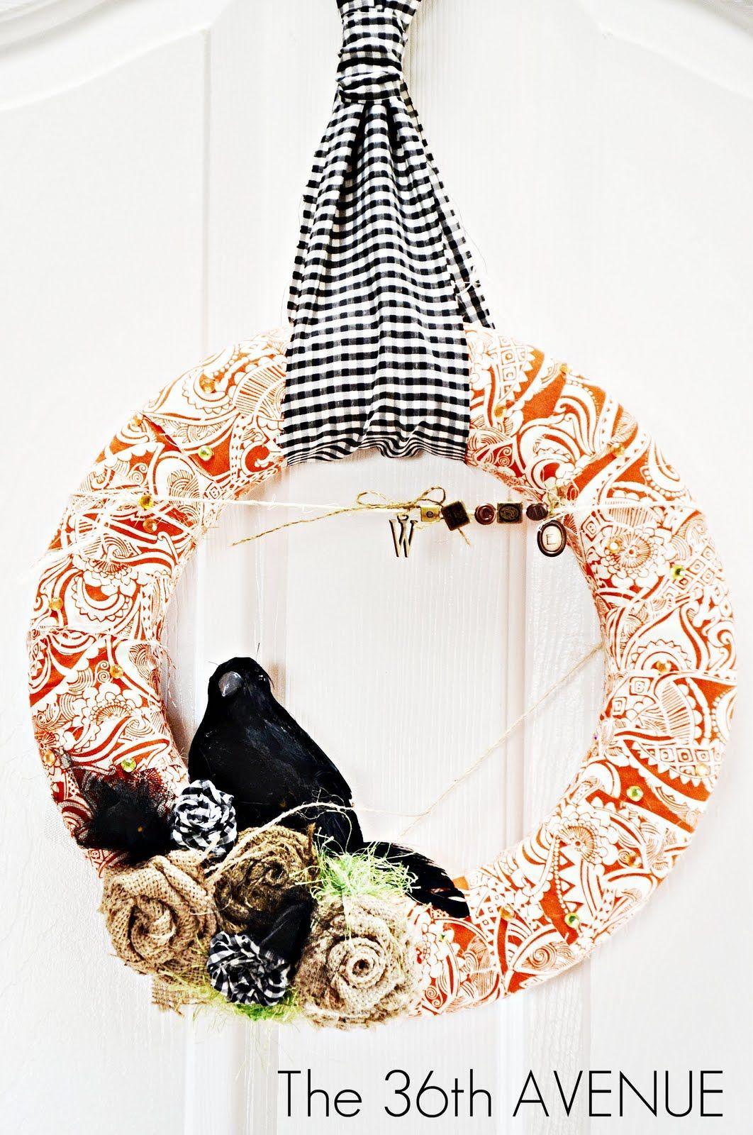 Photo of 20 DIY Halloween wreath tutorials – the 36th AVENUE