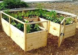 enclosed raised bed garden Google Search Garden kits