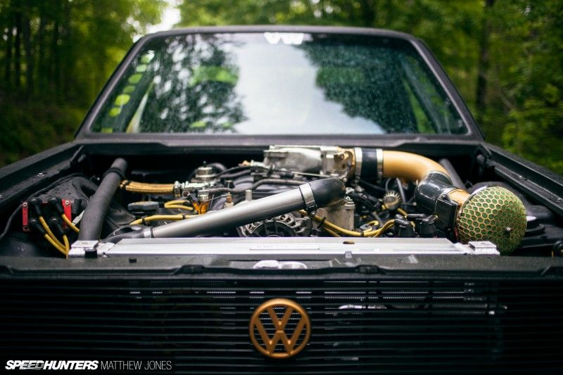 The VW Caddy From Hell