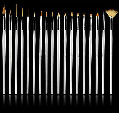 15pcs Portable Manicure DIY Tool Nail Art UV Gel Design Painting Pen Brush Set https://t.co/VA2A1ubLTx https://t.co/BlbBUS3dX9