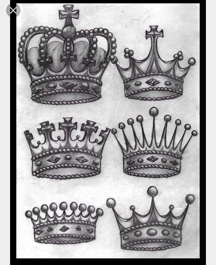 crown tattoos crown tattoo pinterest tattoo rh pinterest nz king crown tattoos meaning kings crown tattooo
