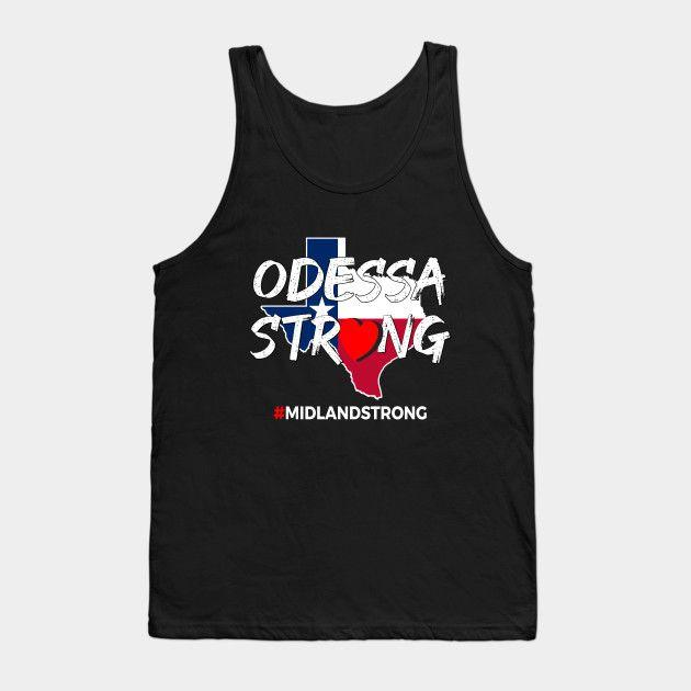 Odessa Strong Texas Heart #odessastrong