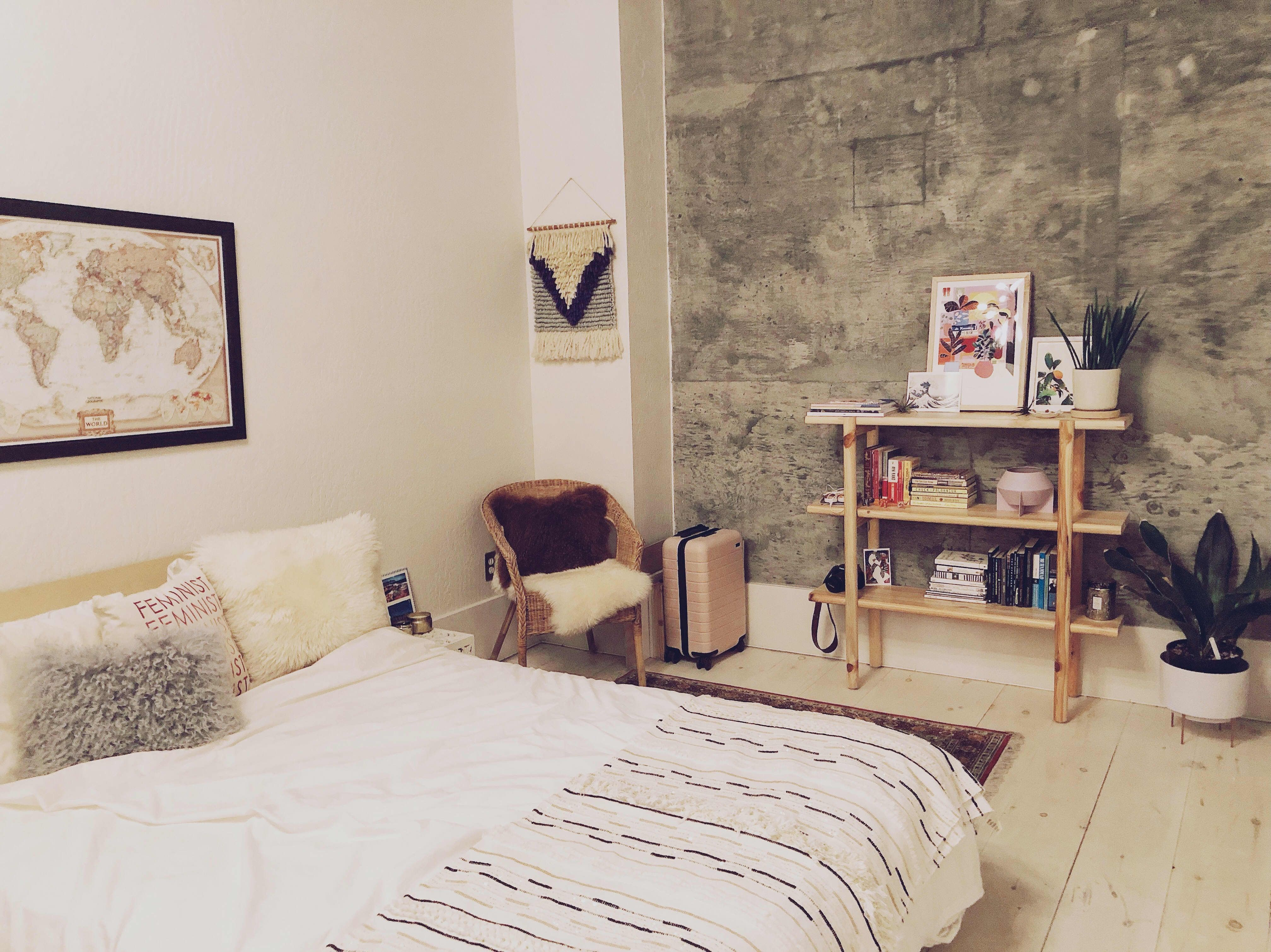 A Condo Found On Craigslist Is A Uniquely Magical Bright Dream Rental Nursery Bedding Sets Girl Luxury Duvet Covers Bedroom Decor