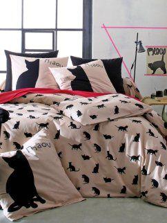 Funda nórdica de gatos 3 SUISSES | cubrecama | Pinterest | Cat and