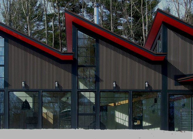 Cubierta dentada metalica - Saw-tooth roofing 06