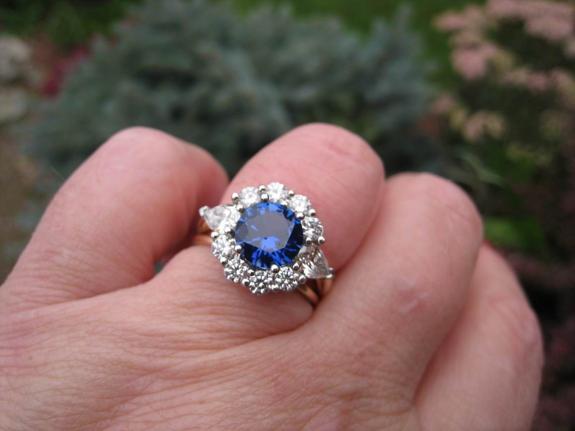 The Lost Sapphire has been FOUND! | Sapphire, Ring and Stone