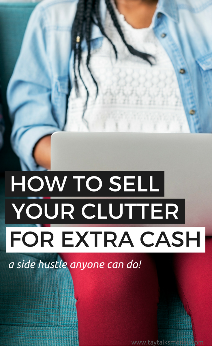 A Side Hustle Anyone Can Do This Post Teaches How To Get Started Ing Your Extra Stuff And Used Items On Ebay Make Money
