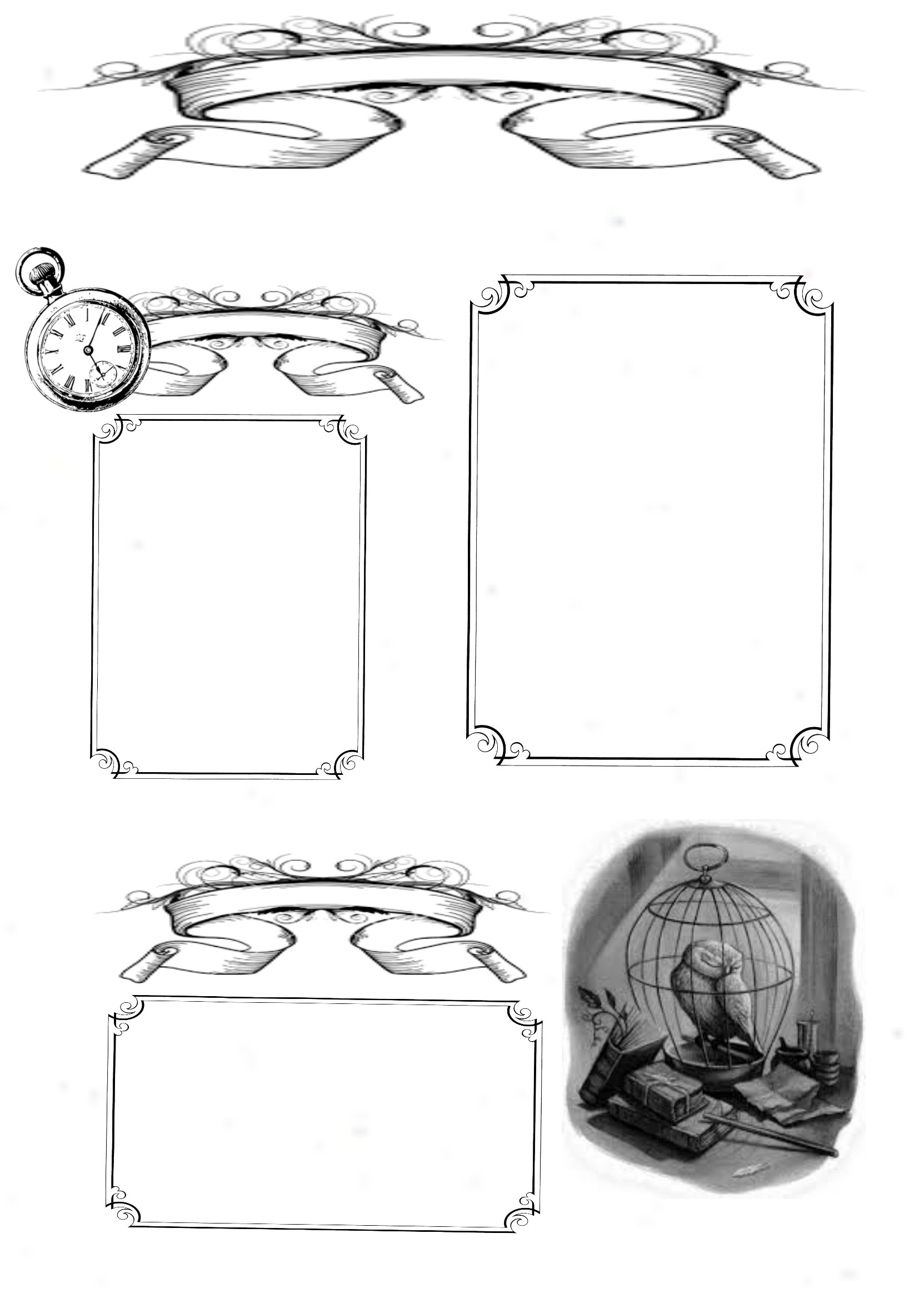 Harry Potter Planner Printables -Free | Planner | Harry ...