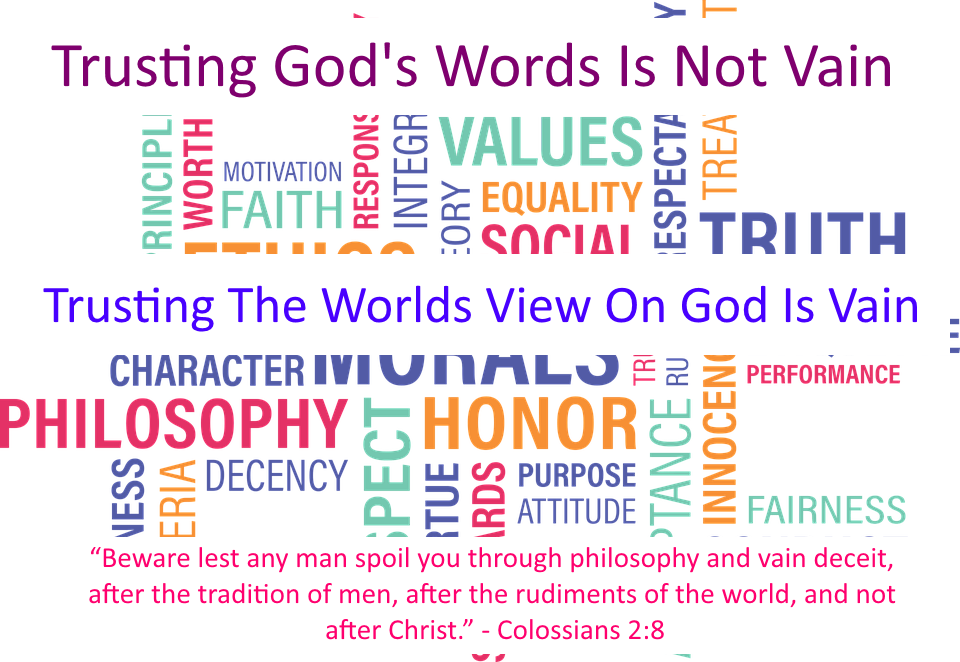 God's Words – KJB Daily Bible Study