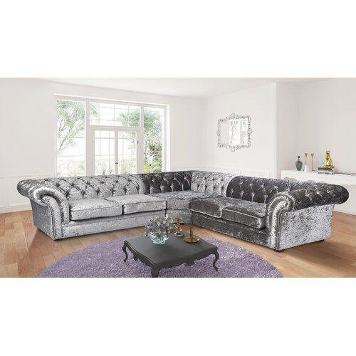 Cool Willa Arlo Interiors Skyla Modular Corner Sofa In 2019 Unemploymentrelief Wooden Chair Designs For Living Room Unemploymentrelieforg