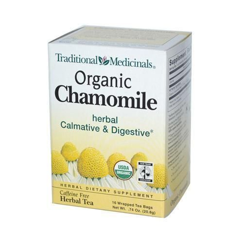 Traditional Medicinals Chamomile Tea (1x16 Bag)