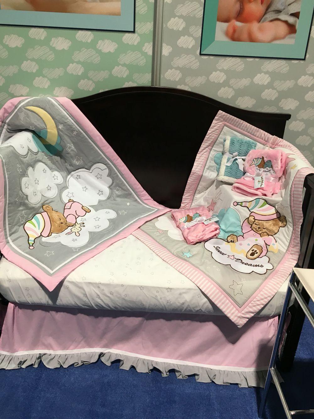 Decoração quarto de bebê #vovoaki #abckids15