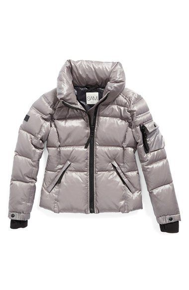 c5bfba919 SAM.  Freestyle  Quilted Down Jacket (Toddler Girls   Little Girls ...