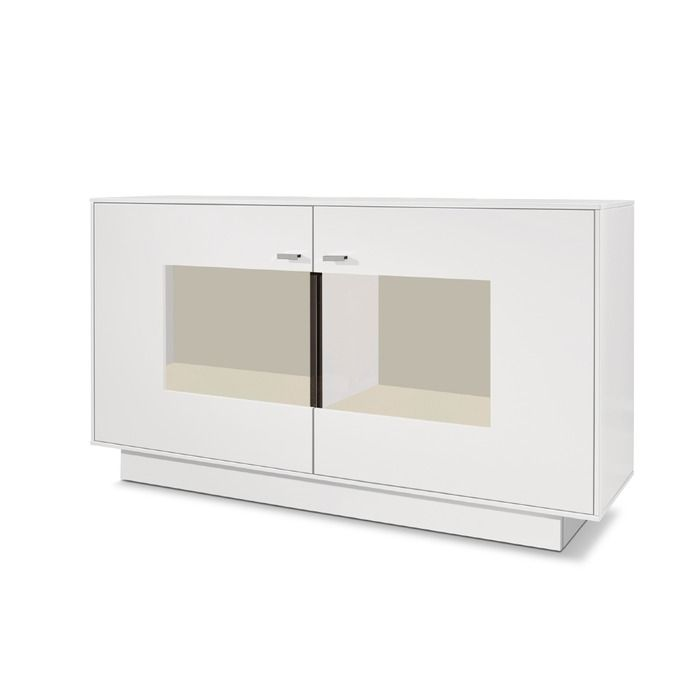 Sideboard - Media Concept - Weiß - Gwinner | Online kaufen bei Segmüller