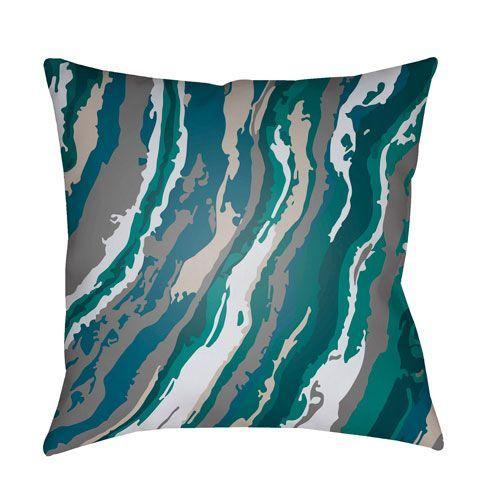 Surya Textures Multicolor 22 X 22 Inch Pillow Tx013 2222 Throw