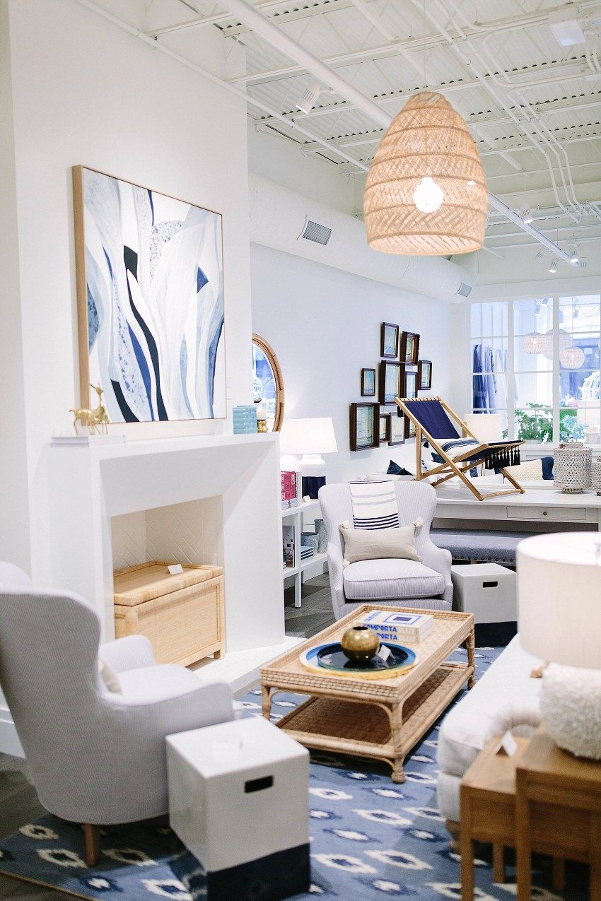 Get An Exclusive Tour Inside The Serena Lily Chicago Storefront In