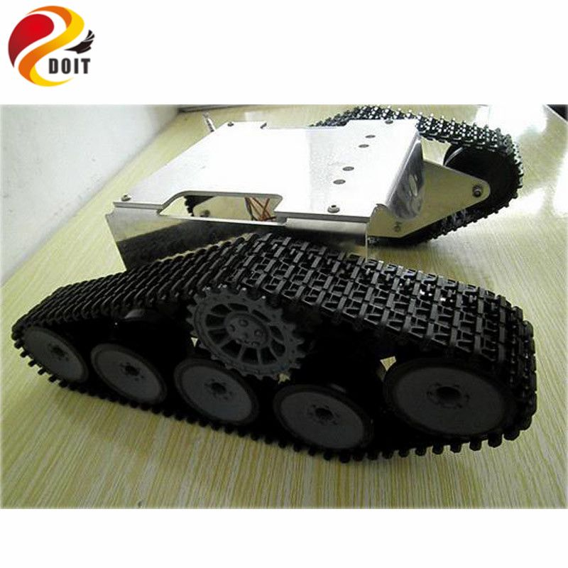 Official DOIT Wall-e Tank Smart Car Chassis/ Tracked Cars/ High ...