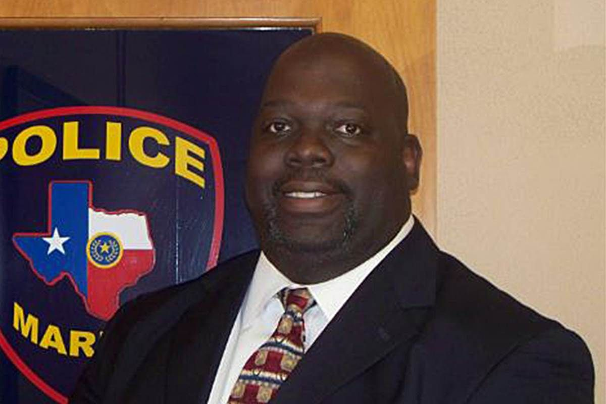 Marlin, Texas, Police Chief Darrell Allen Shot in Head