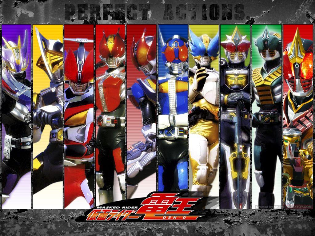 ผลการค้นหารูปภาพสำหรับ Kamen Rider Den-O
