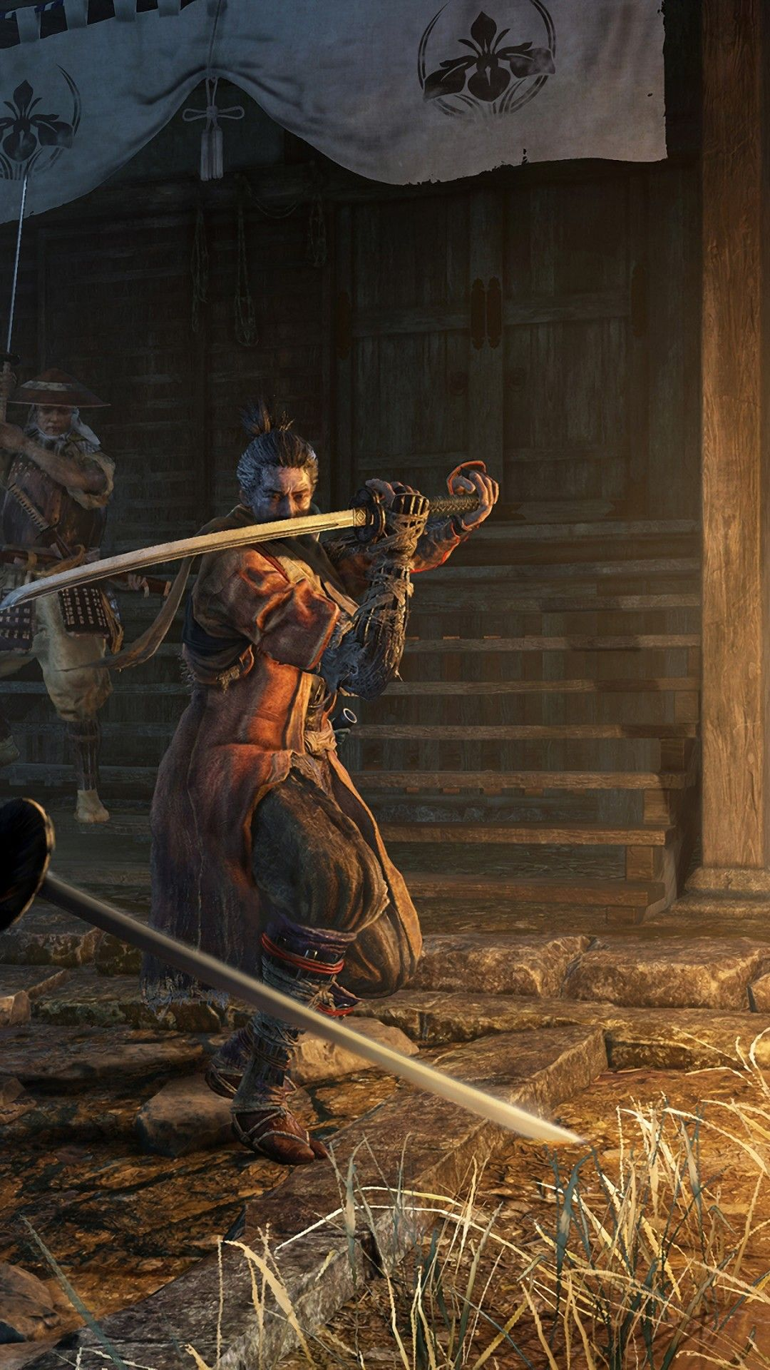 Sekiro Shadows Die Twice Official Artworks Fromsoftware Inc
