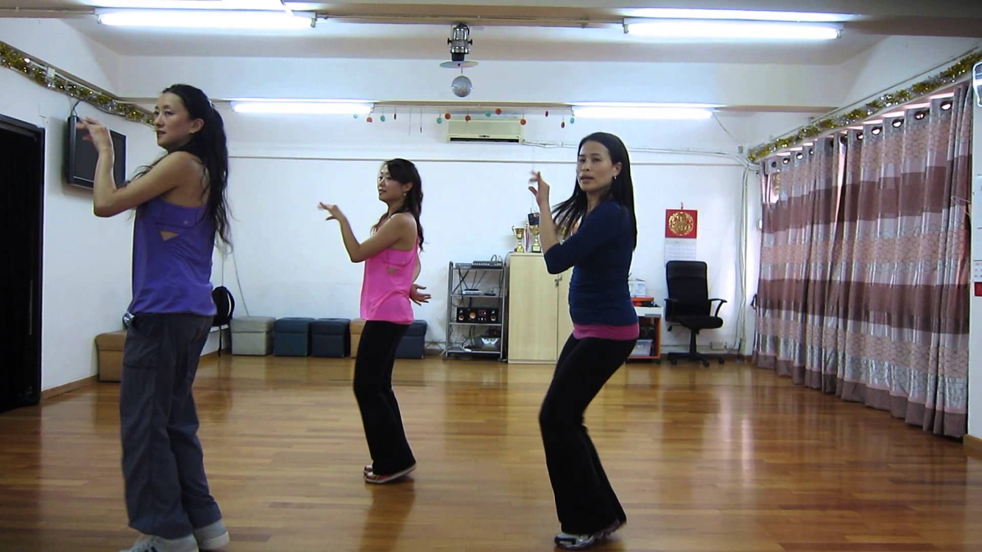 Indian Freestyle Song Practice English Vinglish Female Mar