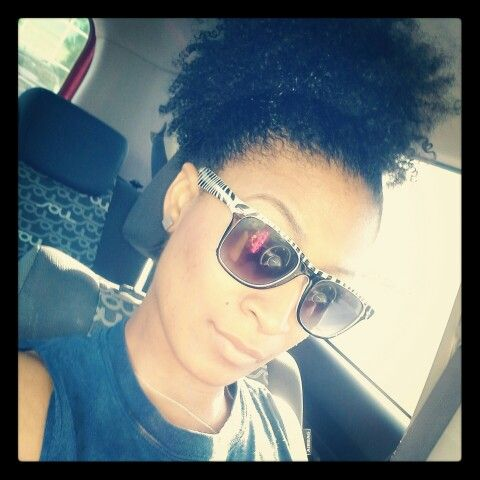 Go to style ,.. Side puff! #curly girl