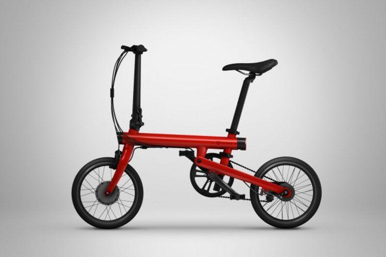 Next Compact Folding Bike