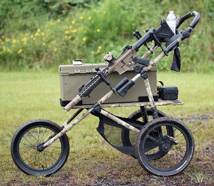Tactical Stroller Targets Amp Training Pinterest Guns