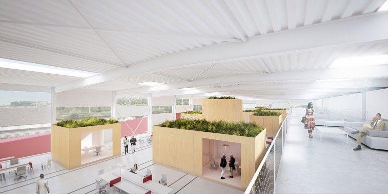 OYO --> Office in Drongen