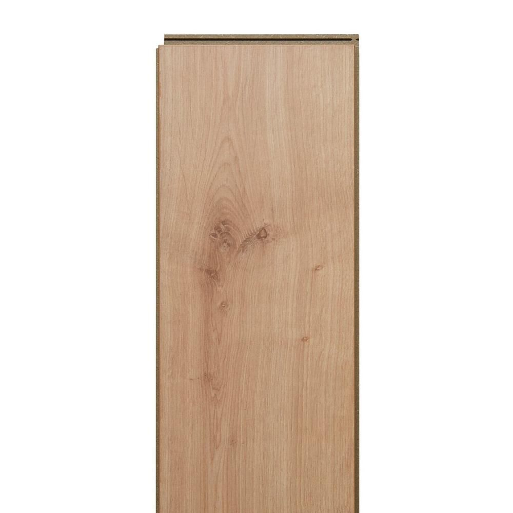 Lambent Blonde Oak Water Resistant Laminate Laminate Floor Decor Luxury Vinyl Plank
