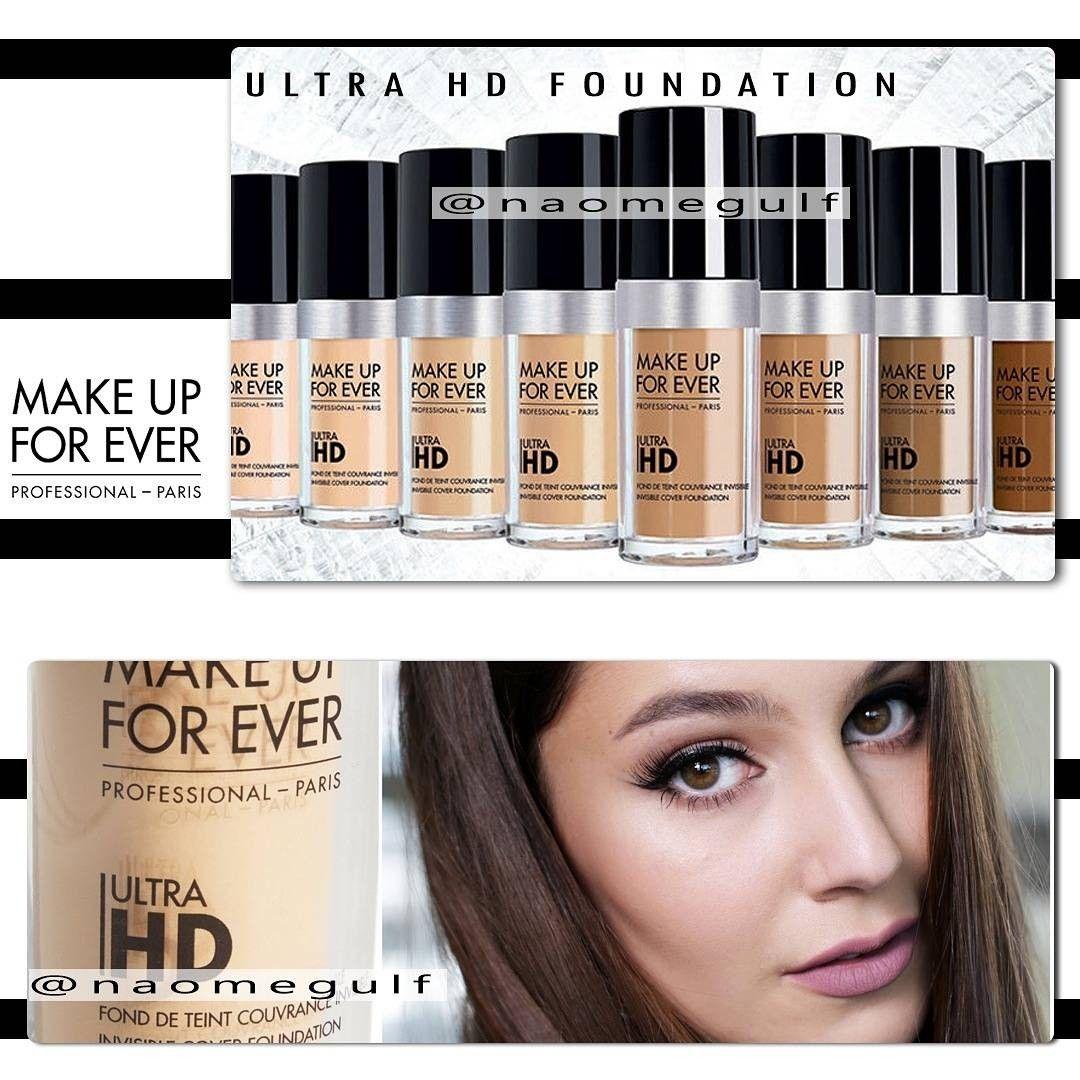 فاونديشن الترا اتش دي من ميك اب فوريفر كريم اساس بتقنية عالية يمنحك بشرة مثالية خالية من العيوب حتى عند التصوير بتقنية 4 Makeup Make Up Eyeshadow