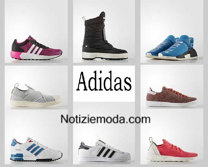 Sneakers Adidas autunno inverno 2016 2017 donna