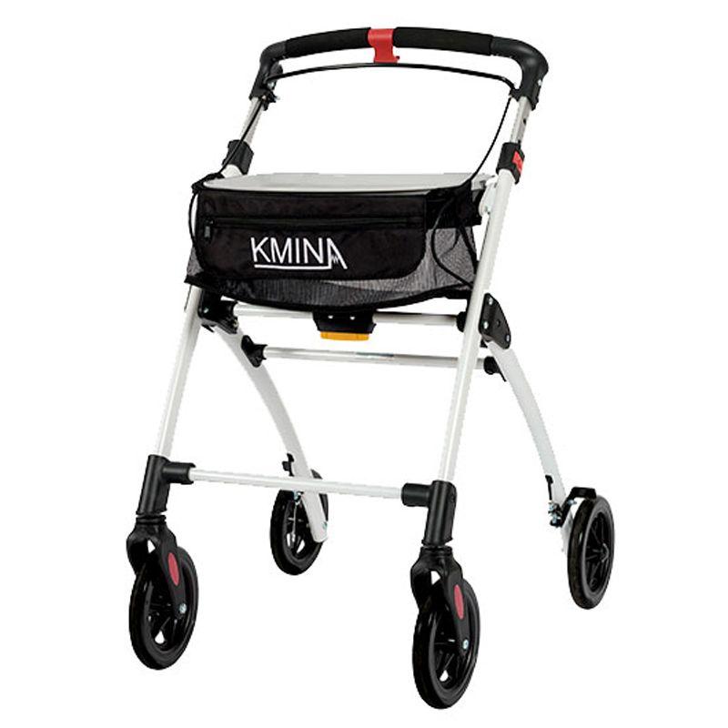 Andador Plegable Kmina Pro Andadores Ayudas Para Caminar Ir De Compras